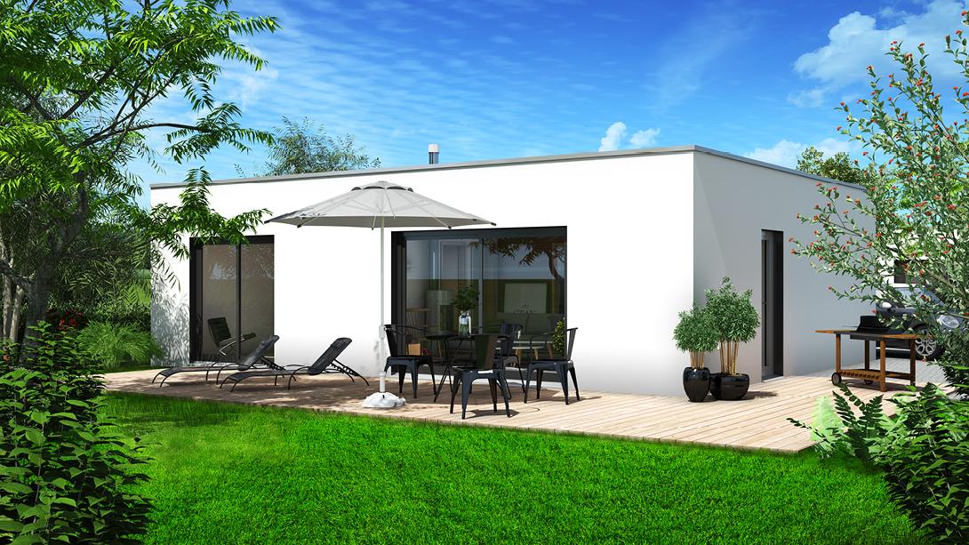construire une petite maison en bois awesome awesome petite maison au fond faire construire une. Black Bedroom Furniture Sets. Home Design Ideas